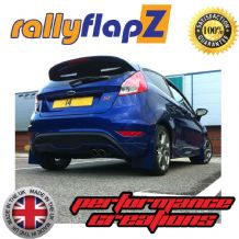FIESTA ST180 (2008+) All Mk7 Models Inc Zetec S SPIRIT BLUE MUDFLAPS